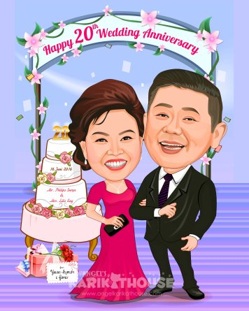 Wedding anniversary 01