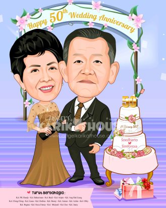 Wedding anniversary 14