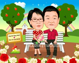 Wedding anniversary 02