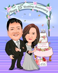 Wedding anniversary 29