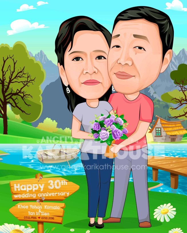 Wedding anniversary 32