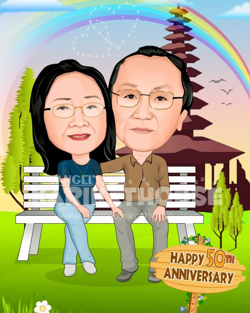 Wedding anniversary 35