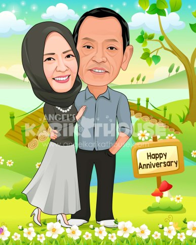 Wedding anniversary 44