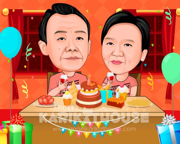 Wedding anniversary 46