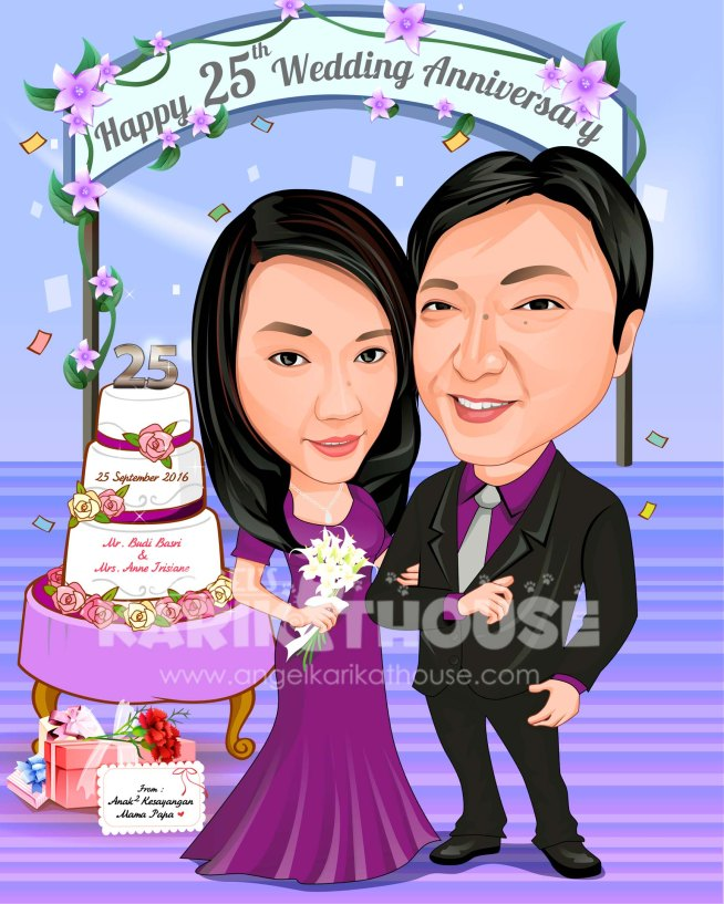 Wedding anniversary 52