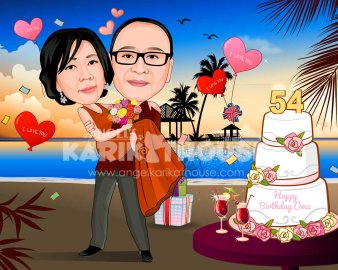 Wedding anniversary 58