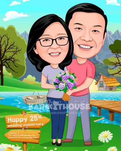 Wedding anniversary 08